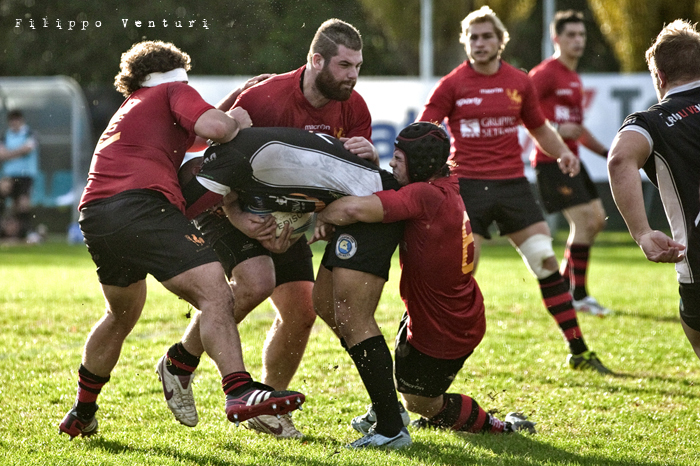 Romagna Rugby - Udine Rugby, foto 29