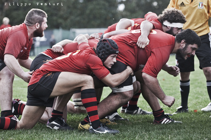 Romagna Rugby - Udine Rugby, foto 31