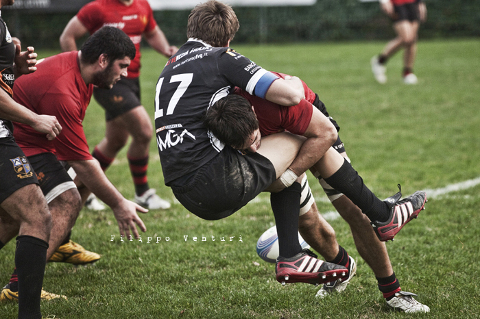 Romagna Rugby - Udine Rugby, foto 33