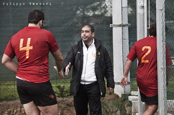 Romagna Rugby - Udine Rugby, foto 36