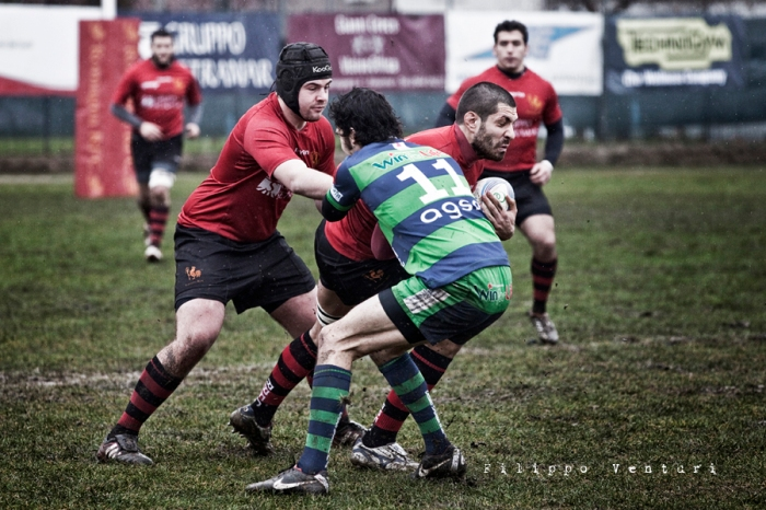 Romagna Rugby - CUS Verona Rugby, photo 6