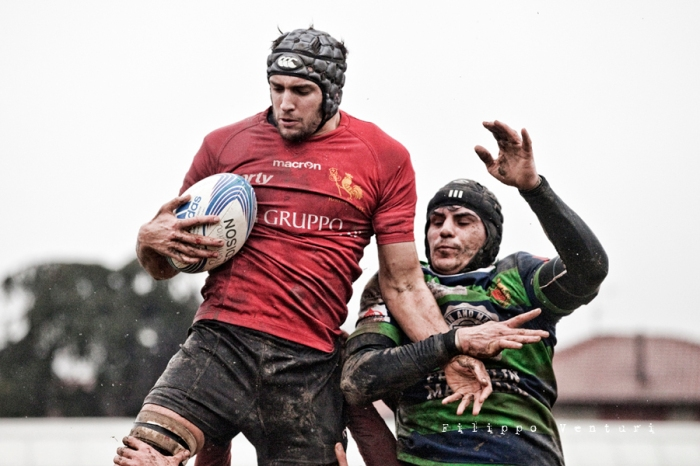 Romagna Rugby - CUS Verona Rugby, photo 11