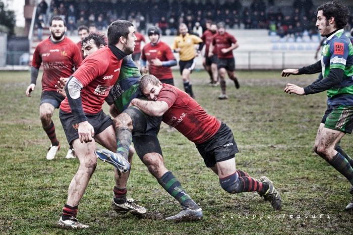 Romagna Rugby - CUS Verona Rugby, photo 15