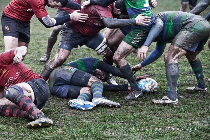 Romagna Rugby - CUS Verona Rugby, photo 16