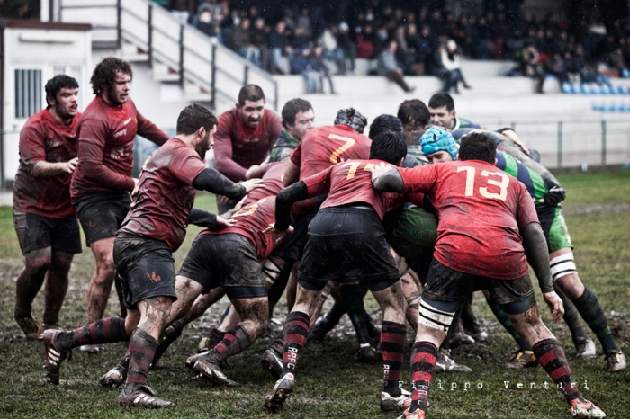 Romagna Rugby - CUS Verona Rugby, photo 17