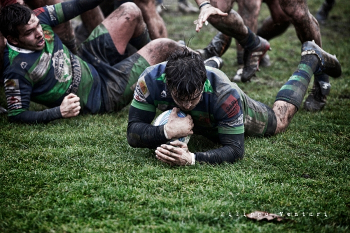 Romagna Rugby - CUS Verona Rugby, photo 18