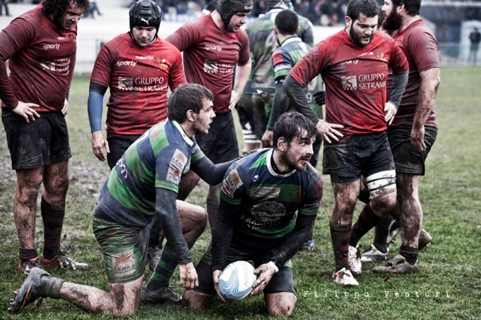 Romagna Rugby - CUS Verona Rugby, photo 19