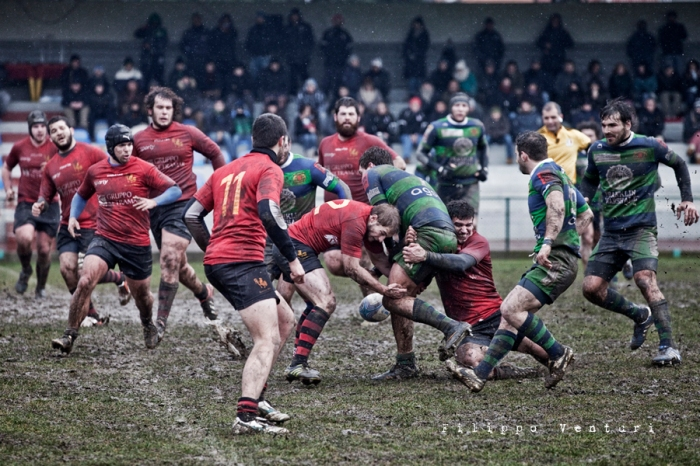 Romagna Rugby - CUS Verona Rugby, photo 20
