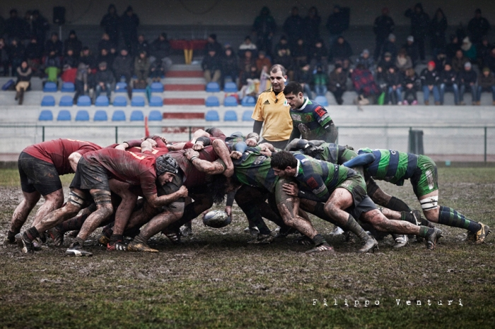 Romagna Rugby - CUS Verona Rugby, photo 21