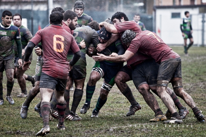Romagna Rugby - CUS Verona Rugby, photo 33