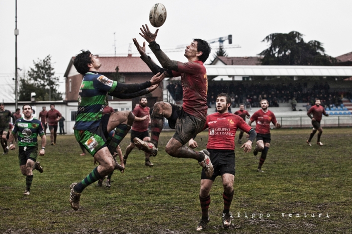 Romagna Rugby - CUS Verona Rugby, photo 34