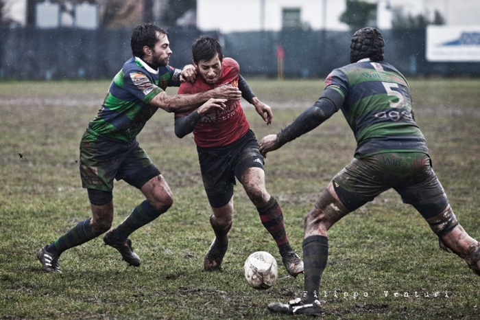 Romagna Rugby - CUS Verona Rugby, photo 36
