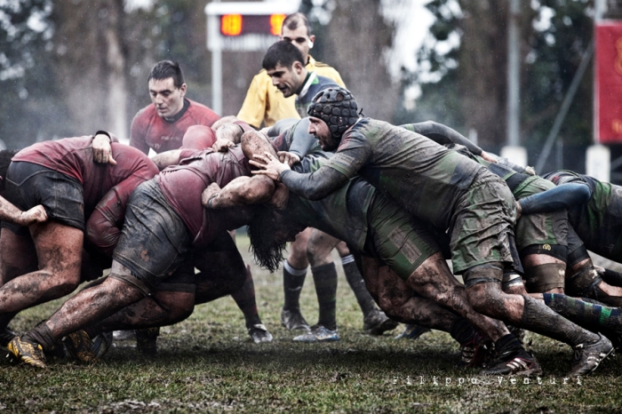 Romagna Rugby - CUS Verona Rugby, photo 43
