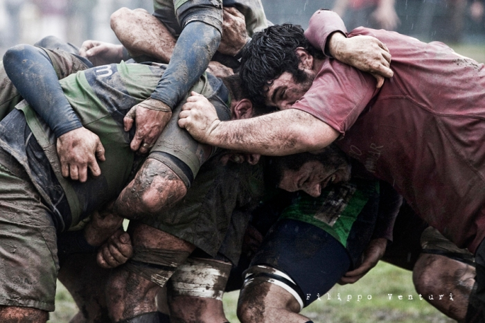 Romagna Rugby - CUS Verona Rugby, photo 45