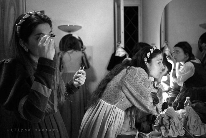 Chi ha letto il Decamerone? (backstage) - photo 15