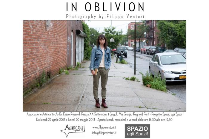 In Oblivion, a Forlì