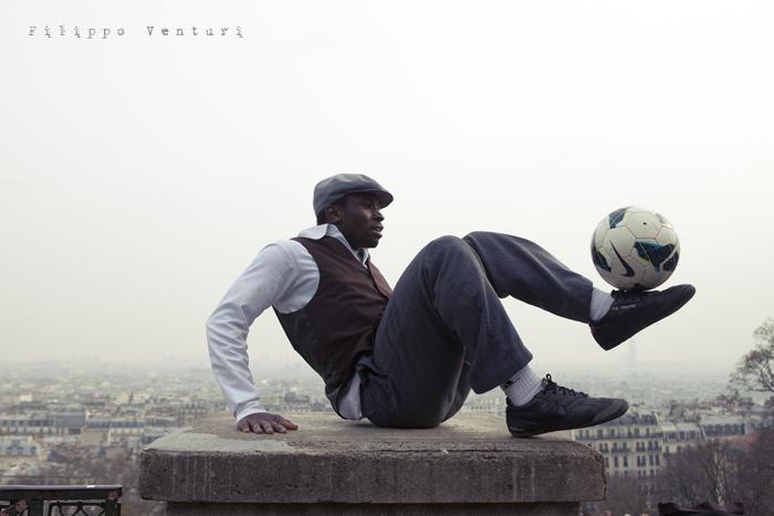 Iya Traorè in Paris, photo 9