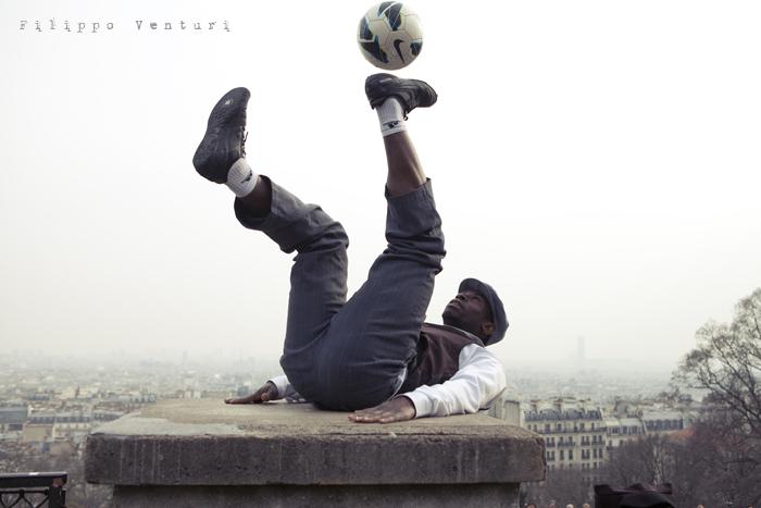 Iya Traorè in Paris, photo 10