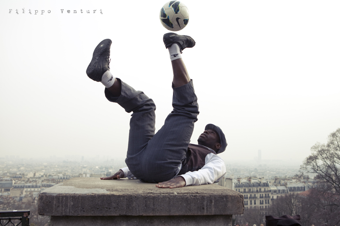 Iya Traorè in Paris, photo 10