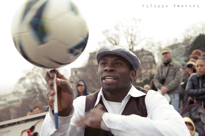 Iya Traorè in Paris, photo 16