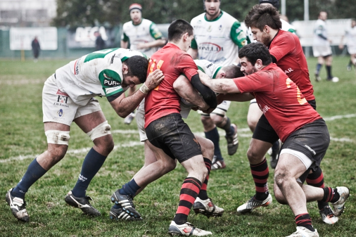 Romagna Rugby VS Modena Rugby, photo 36