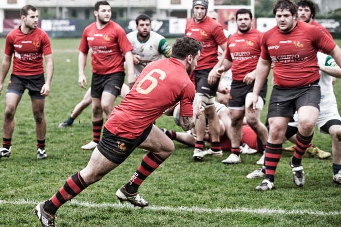 Romagna Rugby VS Modena Rugby, photo 41