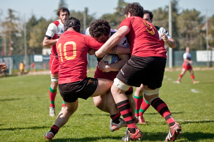 Romagna Rugby VS Rubano Rugby, photo 32