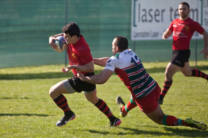 Romagna Rugby VS Rubano Rugby, photo 52