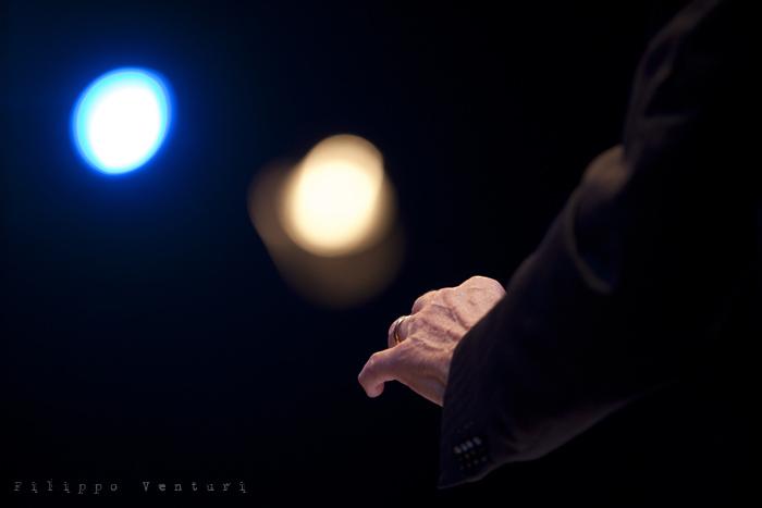 Ennio Morricone, Concerto di Rimini (2012), fotografie di Filippo Venturi
