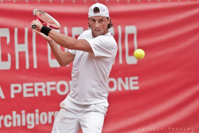 Tennis (Trofeo Giorgio Marchi 2013) Guido Andreozzi vs Andrea Arnaboldi, foto 1