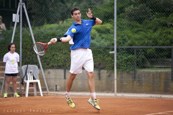 Tennis (Trofeo Giorgio Marchi 2013) Guido Andreozzi vs Andrea Arnaboldi, foto 5