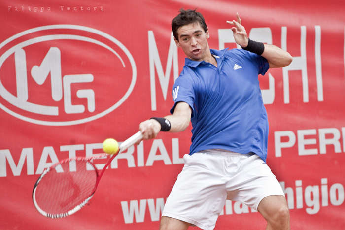 Tennis (Trofeo Giorgio Marchi 2013) Guido Andreozzi vs Andrea Arnaboldi, foto 6