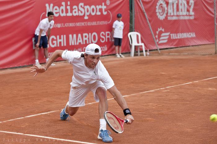 Tennis (Trofeo Giorgio Marchi 2013) Guido Andreozzi vs Andrea Arnaboldi, foto 7
