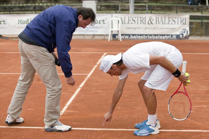 Tennis (Trofeo Giorgio Marchi 2013) Guido Andreozzi vs Andrea Arnaboldi, foto 8