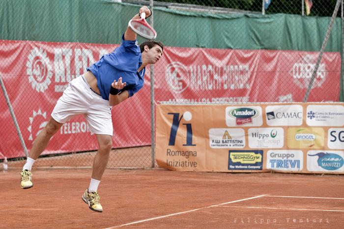 Tennis (Trofeo Giorgio Marchi 2013) Guido Andreozzi vs Andrea Arnaboldi, foto 11