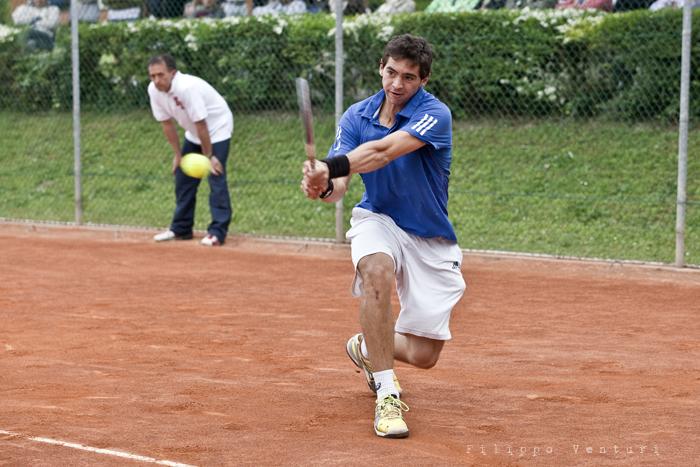 Tennis (Trofeo Giorgio Marchi 2013) Guido Andreozzi vs Andrea Arnaboldi, foto 12