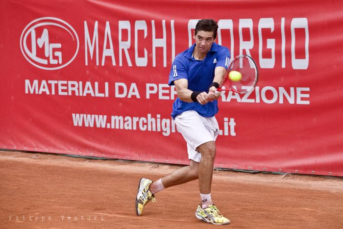 Tennis (Trofeo Giorgio Marchi 2013) Guido Andreozzi vs Andrea Arnaboldi, foto 14
