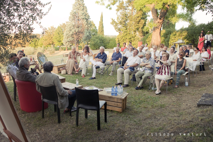 Collina dei Poeti, Santarcangelo di Romagna, Incontro con Nicola Piovani, foto 14