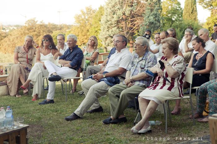 Collina dei Poeti, Santarcangelo di Romagna, Incontro con Nicola Piovani, foto 16