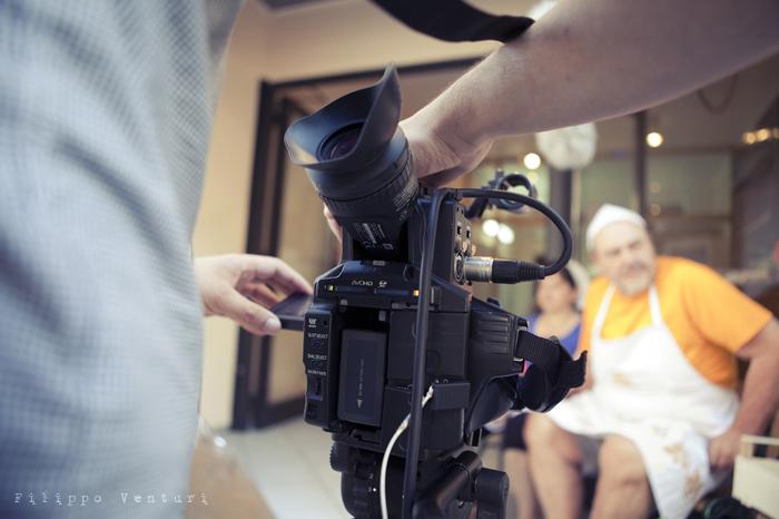 "Backstage Documentario ""Forum Living"", foto 4"