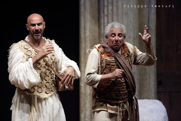 Anfitrione, con Debora Caprioglio ed Enrico Guarneri, foto 34