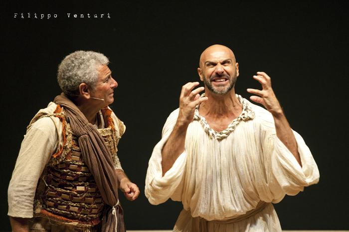 Anfitrione, con Debora Caprioglio ed Enrico Guarneri, foto 41