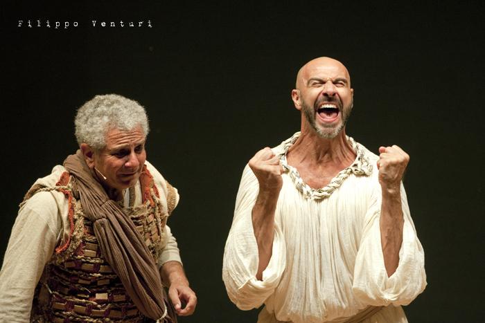 Anfitrione, con Debora Caprioglio ed Enrico Guarneri, foto 42