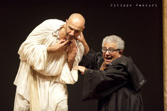Anfitrione, con Debora Caprioglio ed Enrico Guarneri, foto 47