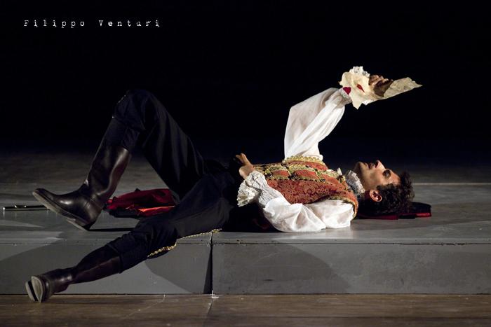 La dodicesima notte, con Mariano Rigillo, foto 2