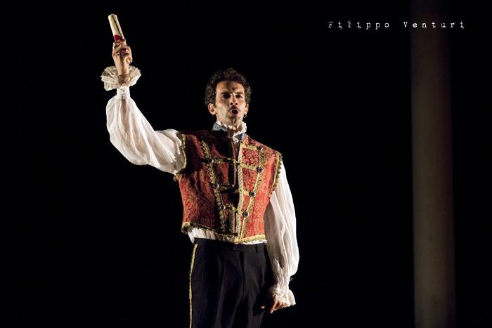 La dodicesima notte, con Mariano Rigillo, foto 3