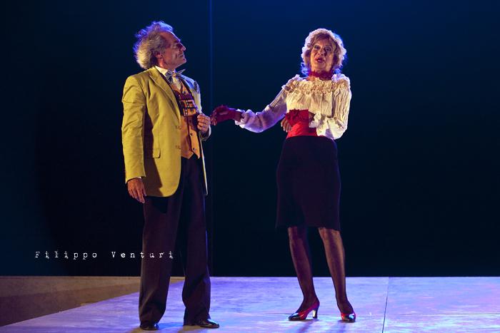 La dodicesima notte, con Mariano Rigillo, foto 9