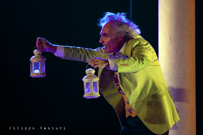 La dodicesima notte, con Mariano Rigillo, foto 11