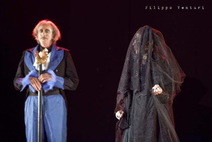 La dodicesima notte, con Mariano Rigillo, foto 14