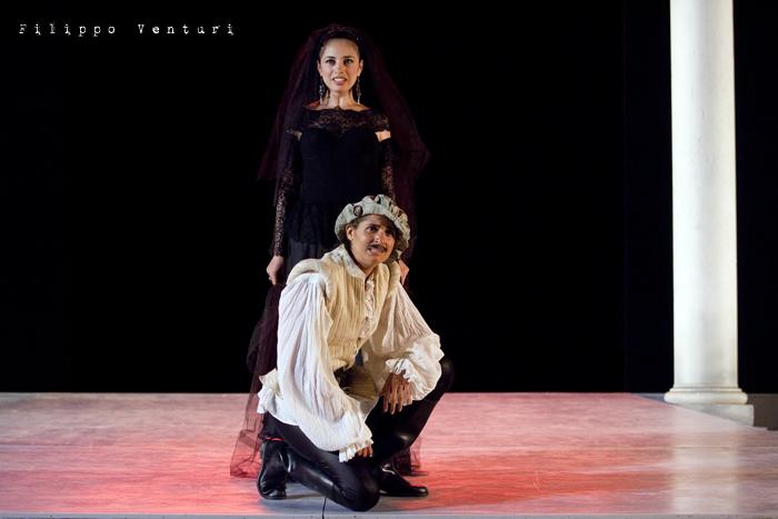 La dodicesima notte, con Mariano Rigillo, foto 17